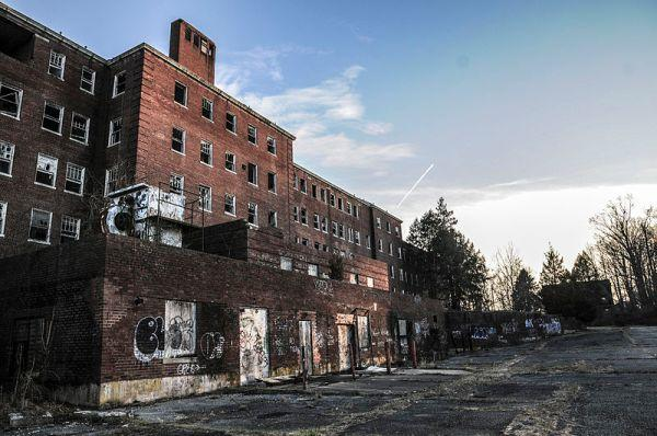 A Haunted Past Not Enough To Deter Interest In Former Glenn Dale Hospital